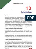 10 GEOLOGI SEJARAH