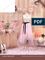 Is In Love With Tulle