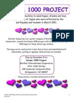 Project-Dream 1000 Bag Info Pkt2_oct21