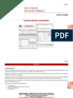 Instructivo Cartilla de evaluación 4o periodo