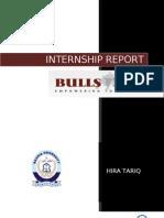 Internship Report Zohair1 Final