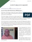 Was Former CJI KG Balakrishnan Corrupt?