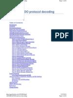 AIS Protocol Decoding