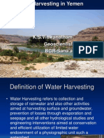 Rainwater Harvesting- A Need of the Hour in Yemen Final 25 Aug