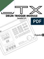 Manual Dtxv2s