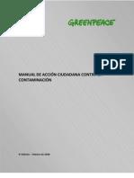 Manual de Accion Ciudadana (Greenpeace)