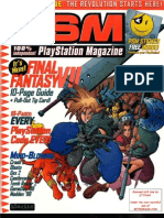 Playstation Magazine issue 1 (psm)