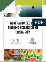 GENERALIDADES DEL TURISMO ECOLÓGICO EN COSTA RICA (FINALIZADO)