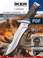 Boker Outdoor and Collection Catalog
