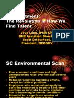 SCE Recruitment