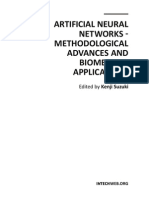 Artificial Neural Networks Methodological Advances and Bio Medical Applications by Kenji Suzuki