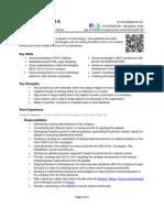 Web Application Developer 2yrs Amazon