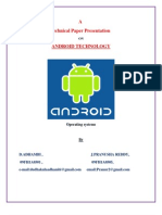 Android Mos