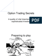 Option Trading Secrets