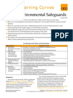 ADB's Environmental Safeguards
