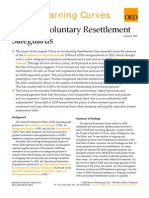 ADB's Involuntary Resettlement Safeguards