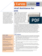 ADB's Technical Assistance for Justice Reform