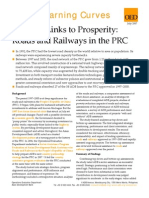 Building Links to Prosperity - Roads and Railways in the PRC