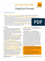 The Japan Fund for Poverty Reduction
