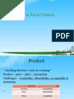 4ps in Rural Markets Ppt @ Bec Doms Bagalkot Mba