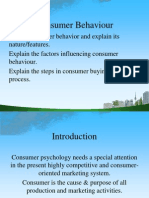 Consumer Behaviour 2 Ppt @ Bec Doms 2009 Bagalkot Mba