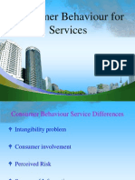 Consumer Behaviour for Services Ppt @ Bec Doms Bagalkot Mba Marketing
