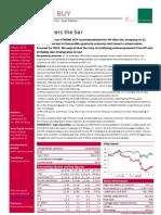 Analyst Report 1
