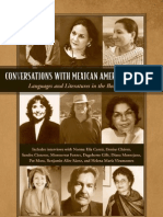 Conversations With Mexican American Writers