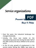 Service Org