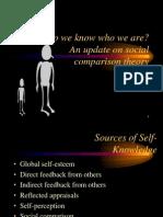 Social Comparison Part 1