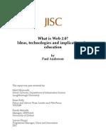 what is web 2 0%20(Jisc)