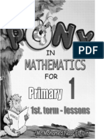 Prim1 Math Term1