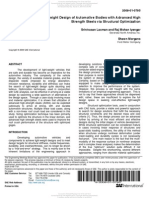 [4]_2009-Achieving Light-Weight Design of Automotive Bodies With Advanced High Strength Steels Vi