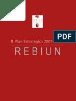 II Plan Rebiun 2007-2010