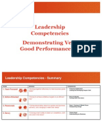 Leadership Competencies English
