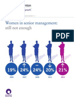 IBR2012 - Women in Senior Management