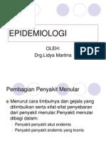 Epidemi penyakit