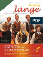Salzburg Klänge 2/2011 Ausgabe 20