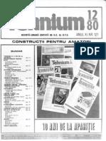 Tehnium 12 1980