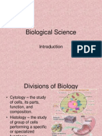 Biologial Science A
