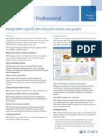 Actuate BIRT Report Designer Professional
