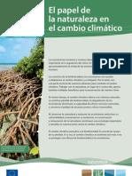 El Papel de La Anturaleza Cambio Climatico_es