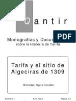 Tarifa y El Sitio de Algeciras