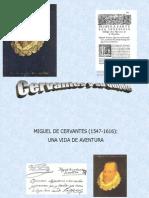 Lavoro Cervantes PPT