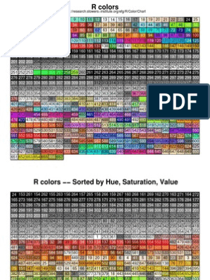 Color Chart | Chess Openings | Traditional Board Games