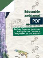 Educación Ambiental para Escolares