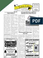 Shildon Town Crier - issue 334 - 7th December 2007