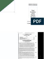 DOPICO Comisión por omisión - Memento Penal Económico 2011