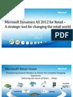 Microsoft Dynamics AX 2012 for Retail