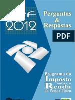 PerguntaseRespostasIRPF2012
